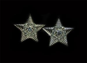запонки Звезда